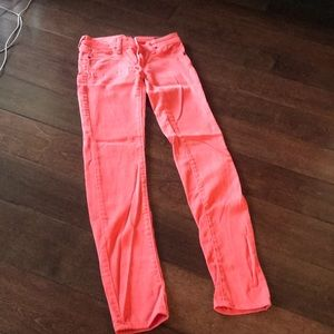 Coral Genetic Jeans!